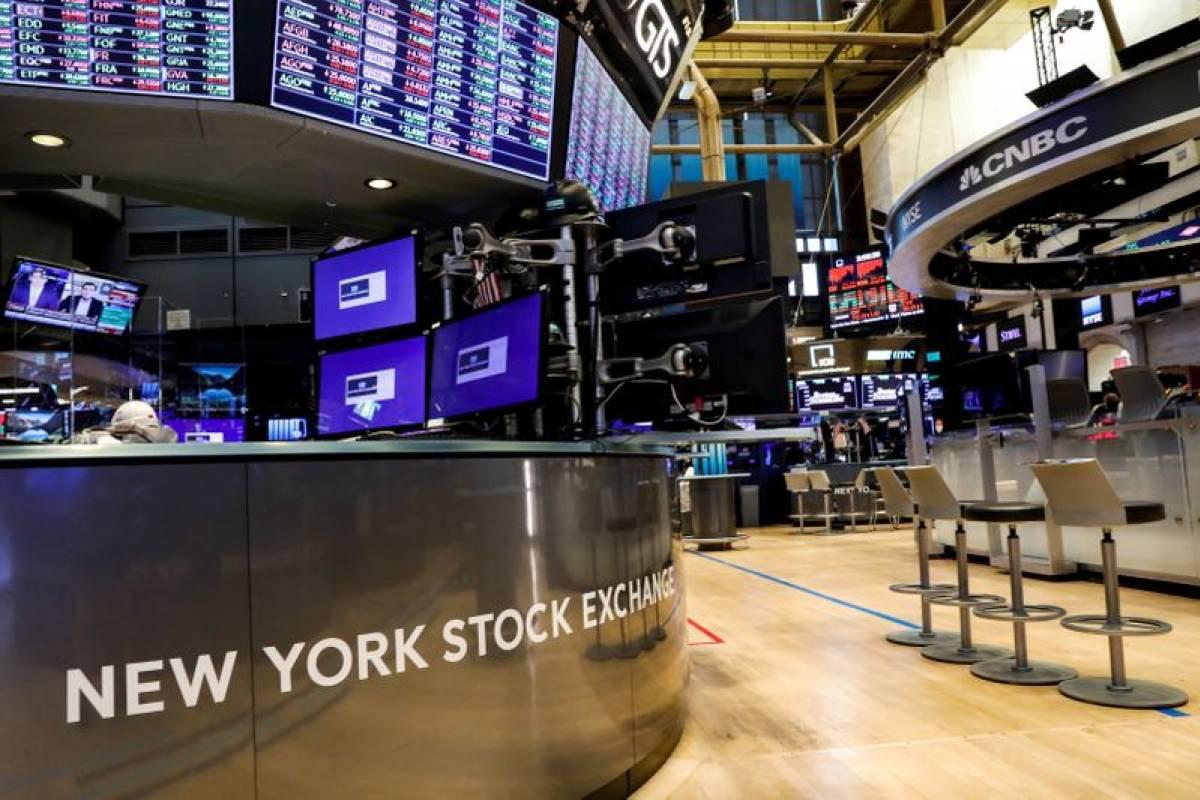 Wall Street termine en hausse après les résultats de Goldman Sachs