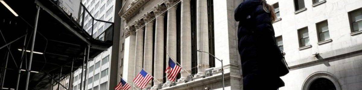 Wall Street finit en ordre dispersé, freinée par le rendement des bons du Trésor